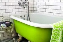 bathroom inspo / ...they should be fabulous too! / by Caitlyn Albert