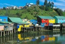 Chile and latinamerican countries  / by Icha Balmaceda