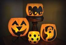 Halloween Ideas for Kids / Halloween themed crafts, activities & food for kids.