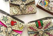 Handbags / #Handbags #cluthes #shoulderbags #crossbodybags #shopping bags #weekendbags #eveningbags