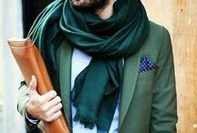 Men's Accessories / #MensAccessories : #scarves #belts #hats #ties #bowties #sunglasses / by Closet on the go