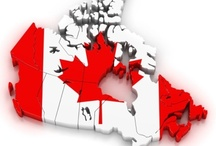 ♡♡♡ I'm Am Canadian ♡♡♡ / From Belleville, Ontario Canada originally now living in Northumberland, United Kingdom / by ✿⊱♥ Sock-A-Doodle-Doo ♥⊰✿