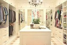 Beautiful Closets / Whether you are looking for inspiration or not, these are the best Closets you can find anywhere online. / by Closet on the go