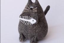 Stuffed animals & more / by Monica Stocker