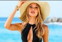 Beachwear / #beachwear #bikinis #coverups #swimsuits / by Closet on the go