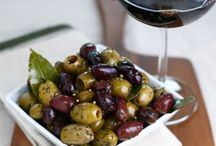Olive You!  / Anyone who knows me knows very well is quite aware that I have an absolute passion for these delicious little morsels---OLIVES! Can't get enough! I've created a tribute page just for them!