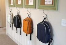 Back to School / Tips, tricks and crafts for going to school. / by White House Nannies
