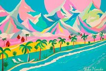 Design / Fabrics, Posters, Art, and all things Design / by Suzy Plantamura