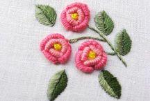 Stitching / Hand-Stitching, Embroidery, Sewing, Etc...
