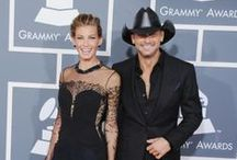 Coupled Up / Famous music couples at the GRAMMYs / by The GRAMMYs