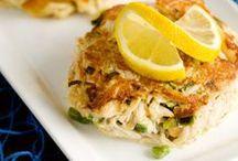 Seafood / All kinds of seafood recipes - fish, shrimp, sushi, etc...