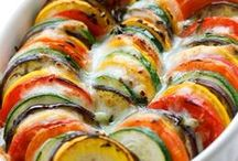 Vegetables / Recipes and Ideas for Vegetables