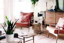 Living Room / by Katy Robinson