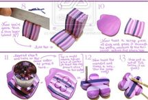 Polymer Clay Crafts / by Sv Soaps