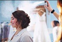 Wedding Hair, Bridal Hair, updo, braid, Jewel Hair Design / Created by our OUR hair stylists at Jewel Hair Design www.jewelhd.com