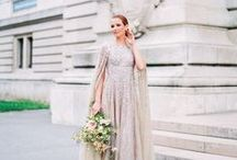 Color Wedding Gowns