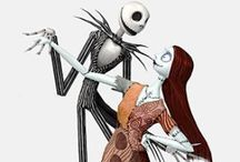 Jack skelington / This is dedicated to jack and Sally from the night mare before Christmas