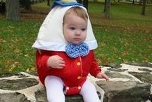 Halloween Costumes / Inspirations for the perfect Halloween costumes for your children. / by White House Nannies