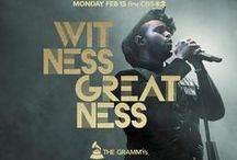Witness Greatness / The 58th GRAMMY Awards Campaign / by The GRAMMYs