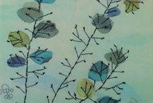 Textile art / Textiel
