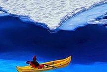 Arktische Gebiete / Island, Grönland, Spitzbergen und alle Länder der Polarregionen!