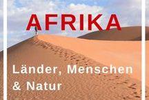 Afrika / Rund um den afrikanischen Kontinent, Safari, Lodges, Campsites, Tiere, Länder , Game Drives