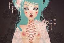 Illustration / by Mia JuliaKast