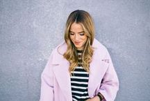 Fashion / My favorite fashion trends and looks