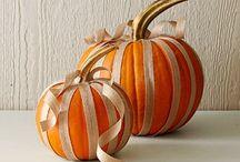DECORATING [Halloween & Thanksgiving]
