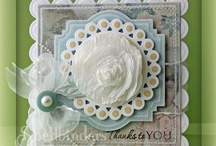 Thank You Card Inspirations / by Spellbinders
