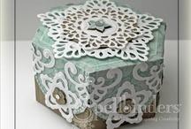 Gift Boxes / by Spellbinders