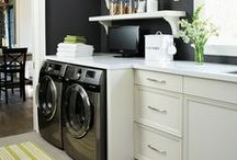 Awash in Laundry / Make the laundry room fit in with the rest of your home with good design, functionality, and workmanship.