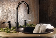 Fixated on Fixtures / Fixtures for the bathroom or kitchen should not only be considered for their functionality, but also for their well-thought out design.