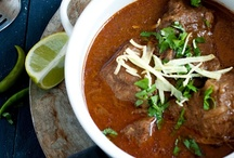 Eats: Soups, Stews / Nothing makes the heart and soul feel better than a warm bowl of soup.
