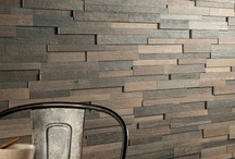 Wood and Tile / Is it wood, or is it tile? With the technological advancements available to the tile manufacturing industry, it's no wonder tile is now mimicking nature with wood grains and patterns.