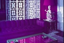 Color: Purple / A pinboard dedicated to the luxuriousness of the color purple. / by Avente Tile