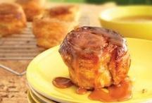 DESSERTS [Betcha sweet buns...rolls & bread puddings]