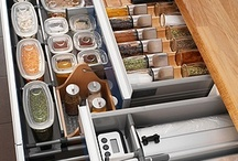 Organization and Storage / Finding storage space for small or tight spaces can be frustrating. These are great ideas for putting underutilized areas to work.