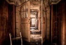 Abandoned / by Diana Cantrell-Brown