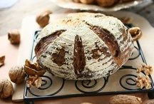 Eats: Breads / Bread is part of life. A well-made bread becomes part of your soul. / by Avente Tile