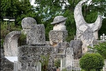 Coral Castle / by Diana Cantrell-Brown