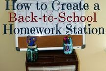 Tips&Tricks For the School Year / This one's about helping myself help my kids ;) / by Jeni Lalonde-Harvala