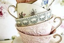 Vintage China / by Alison LoBianco