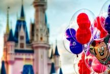 Disney: Let's Go! / The Walt Disney World/Cruise Vacation family planning board! / by Patsy Davis