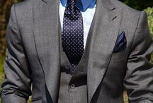 Gentlemen's Style / Clothing / by Chad Blackmore