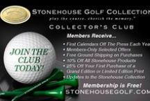 Great Gift Ideas / We have some great gift ideas from Stonehouse Golf!  Personalize your Hole in One!  See our website www.stonehousegolf.com
