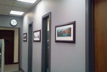Stonehouse Art in Your Office or Home / See where others have hung their Stonehouse Art