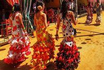 Flamencas / Sevilla y Flamencas