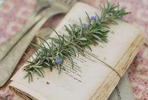 Flowers, Herbs & Gardens