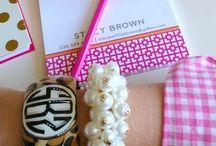 Stacy Brown Designs Bracelets